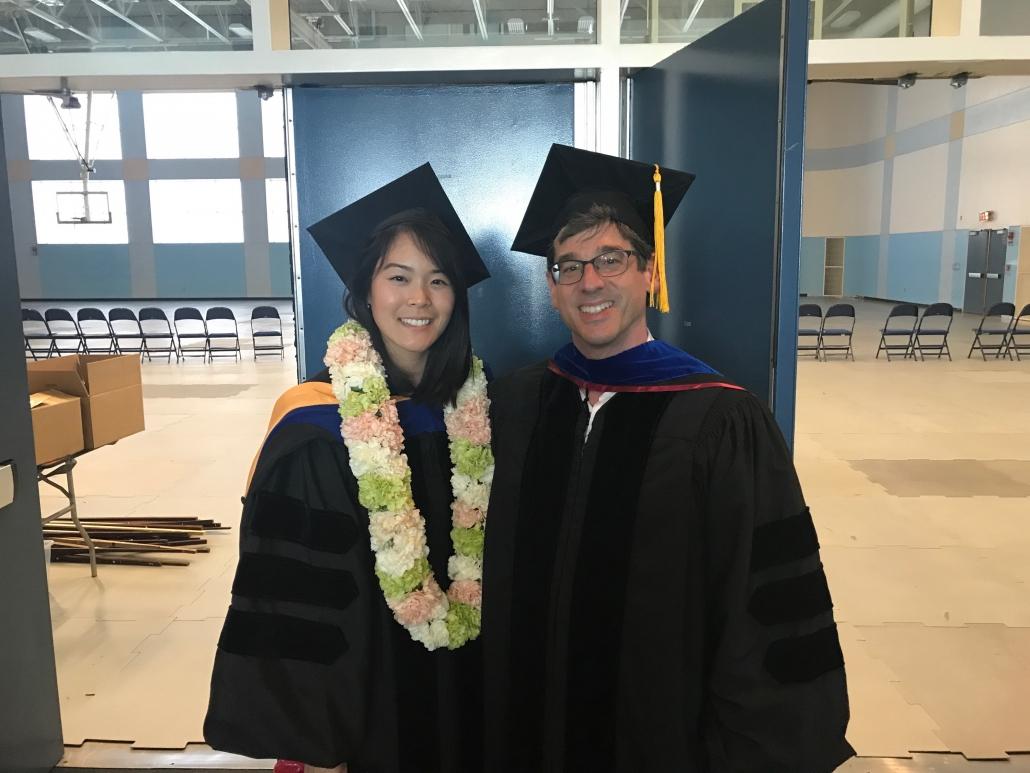 Catherine's Graduation